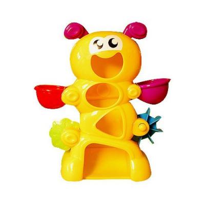 """EQ11890 Игрушка для ванной """"Веселая гусеница"""""""