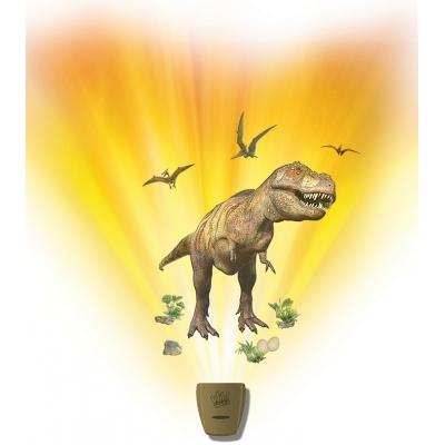 992188 Настенный светильник-проектор Динозавры: Парк Юрского периода Uncle Milton