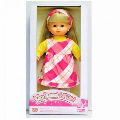 """16998/2 Кукла """"Хелена""""40 см"""