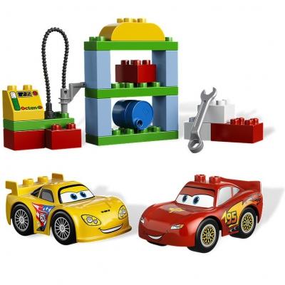 99219 Гонки Тачки 2 Lego Duplo