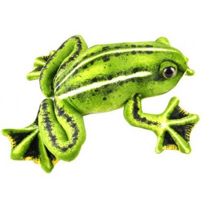 *SW-0041 Мягкая игрушка Лягушка древесная Зеленая 30 см