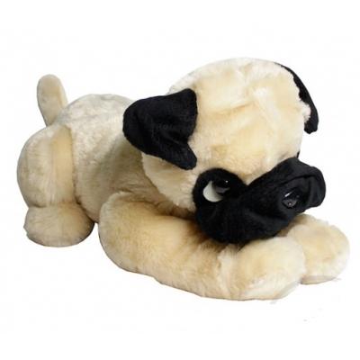 990431 Интерактивная игрушка Собачка Мопс 1Toy