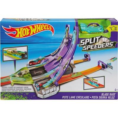 """990336 Игровой набор """"Трасса для разделяющихся гонщиков"""" Hot Wheels Mattel"""