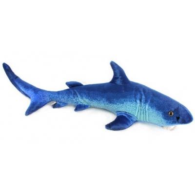 *SW-0018 Мягкая игрушка Акула Китовая 60 см Абвгдейка