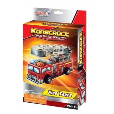 10412 Конструктор-пожарная машина