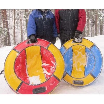 99950 Санки-ватрушка надувные Water & Snow 80 см с камерой Тюбинг Globus
