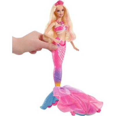 """99021 Кукла Русалка с волшебным хвостом """"Жемчужная принцесса"""" Barbie"""