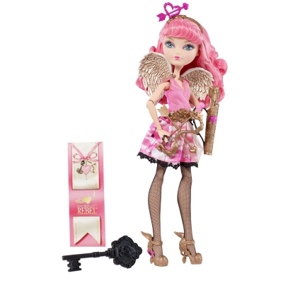 99BDB09 Кукла Купидон Rebel Ever After High (Эвер Афтер Хай) Mattel