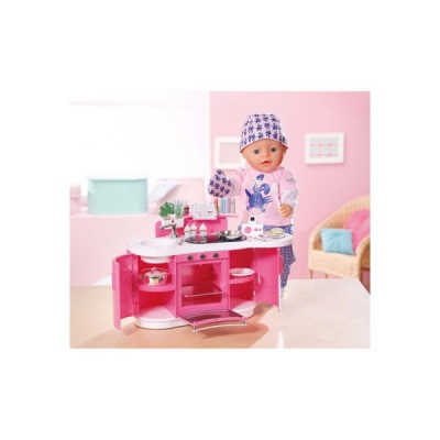 991335 Кухня интерактивная Беби Бон Baby Born