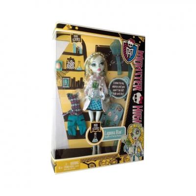 1585 Кукла Монстер Хай Лагуна Блю серия В классе