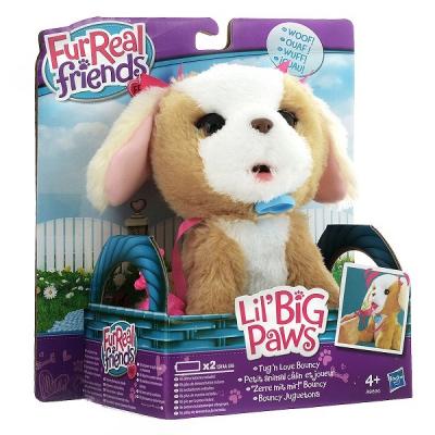 99084 Интерактивная игрушка Щенок Забавные Зверята Furreal Friends Hasbro