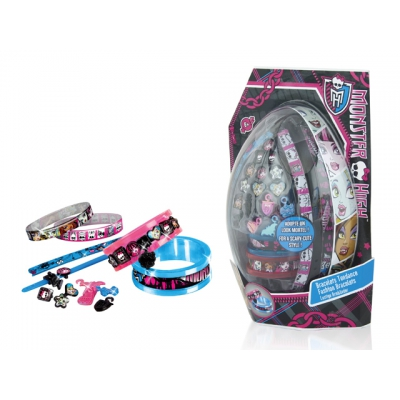 000МНС032 Набор для создания браслетов Monster High Canal Toys