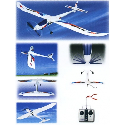 0202 Самолет на радиоуправлении Air Knigh Hobby