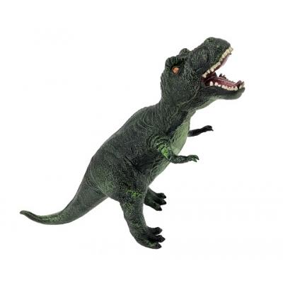 *PE0015 Тиранозавр 43 см, из каучука с мягкой набивкой