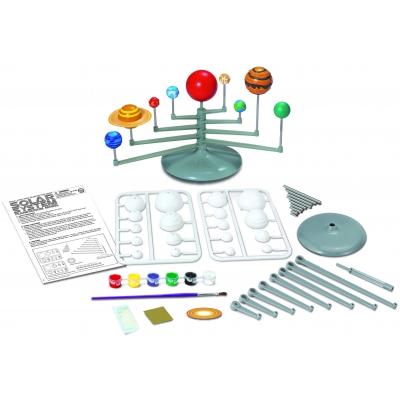 """99005 Интерактивная 3D-модель 30 см """"Солнечная система"""" 4M"""