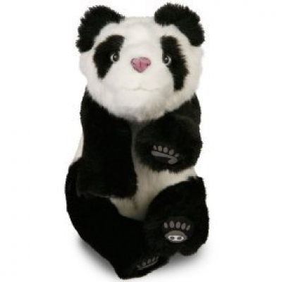 9200 Игрушка интерактивная Панда Mini Panda Bear Wowwee