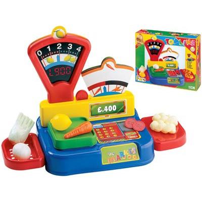 1108 Игровой набор магазин Red Box