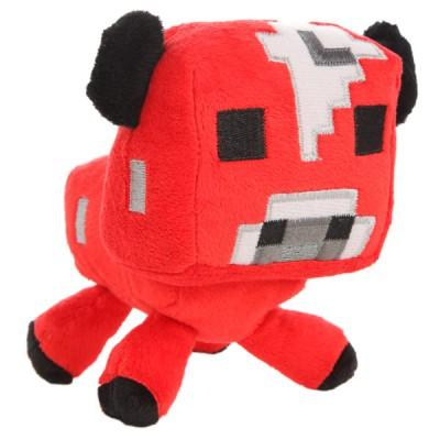0001 Мягкая игрушка Грибная Корова из игры Майнкрафт Minecraft