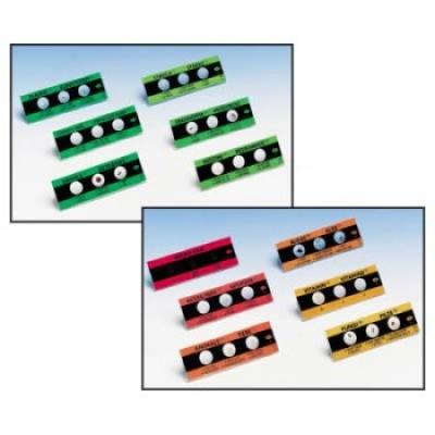 *PE061/62 Набор препаратов для микроскопа 18 шт Edu-Toys
