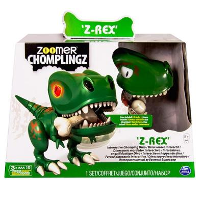990076 Интерактивный Робот Детёныш динозавра Dino Zoomer