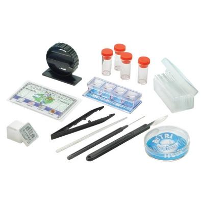*MS921 Микроскоп детский с инструментами в кейсе Edu-Toys