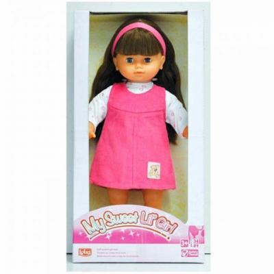 """16998/4 Кукла """"Лаура"""" 40 см"""