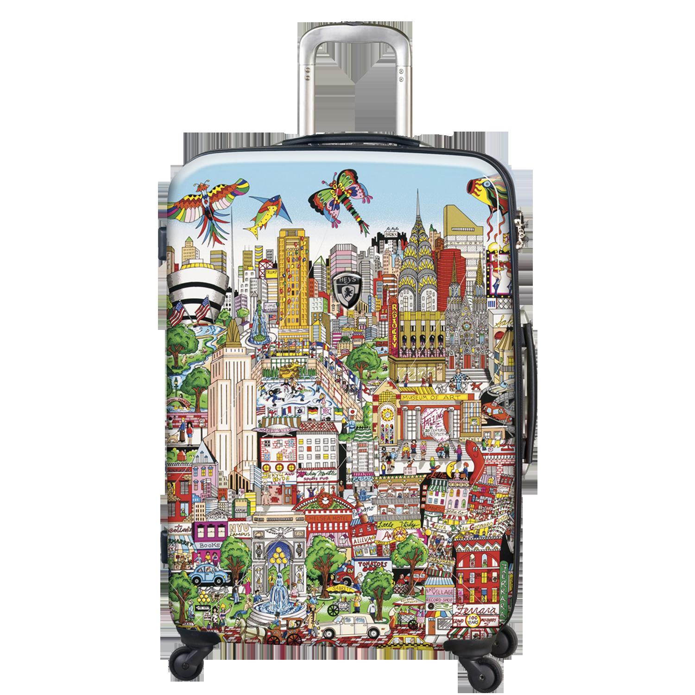 Где купить чемодан в Москве недорого не в интернете