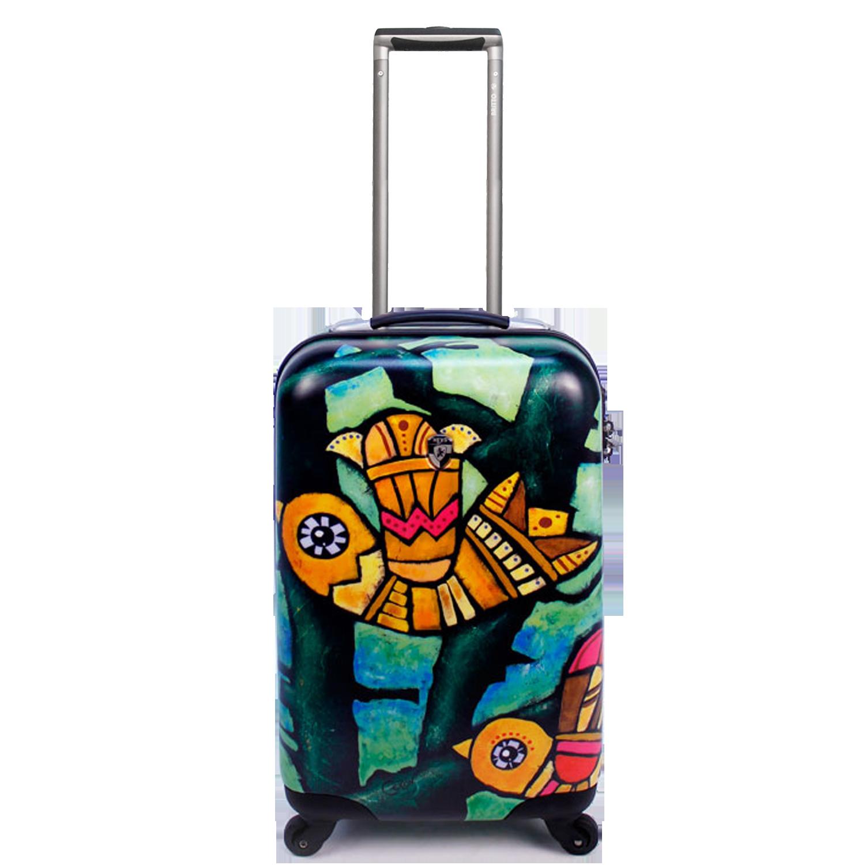 fb70404183bf 99207-22 Дорожный чемодан на колесиках Heys Ceron Birds of Paradise 22''