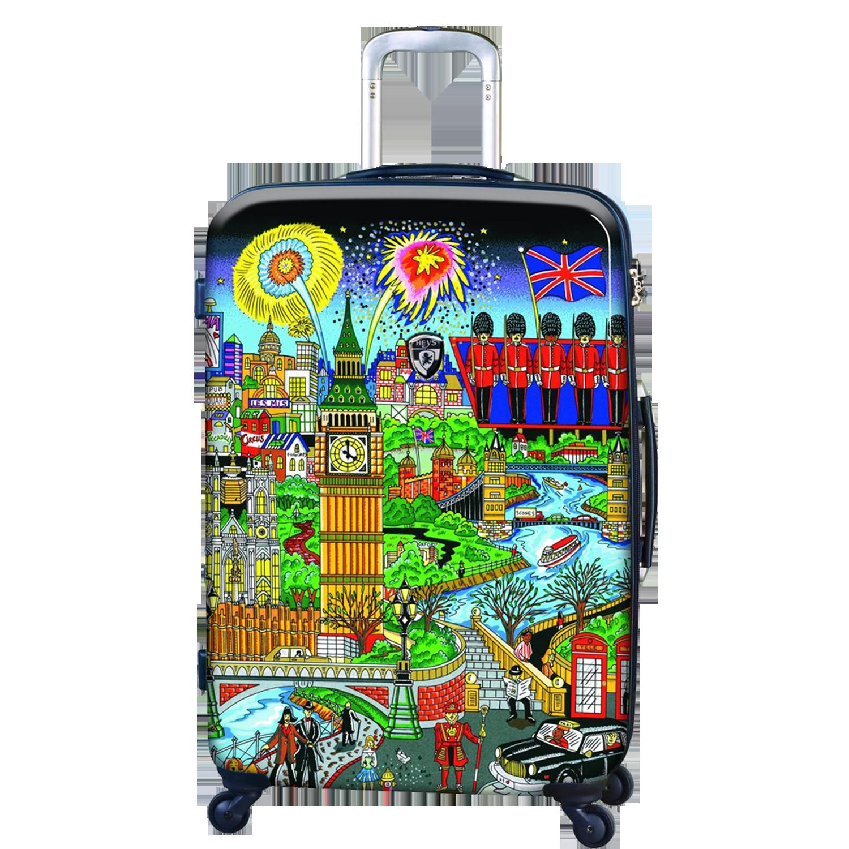 18767773034e Дорожный чемодан на колесиках Heys Fazzino London 30'. Купить ...