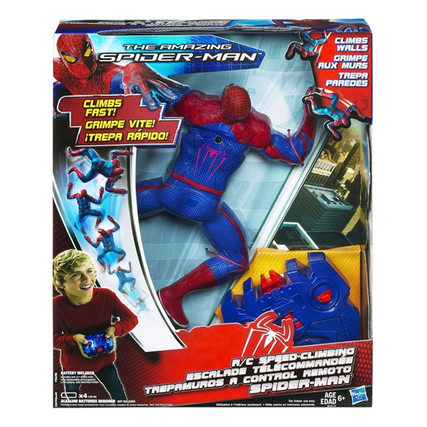 Новый человек-паук 2 игрушки