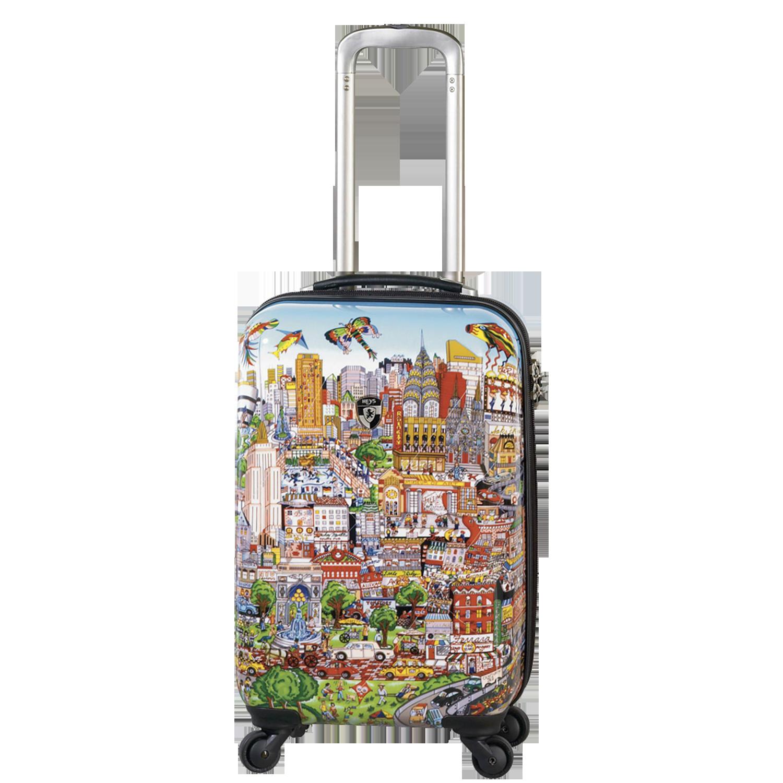 Дорожный чемодан на колесиках Heys Fazzino New York 22