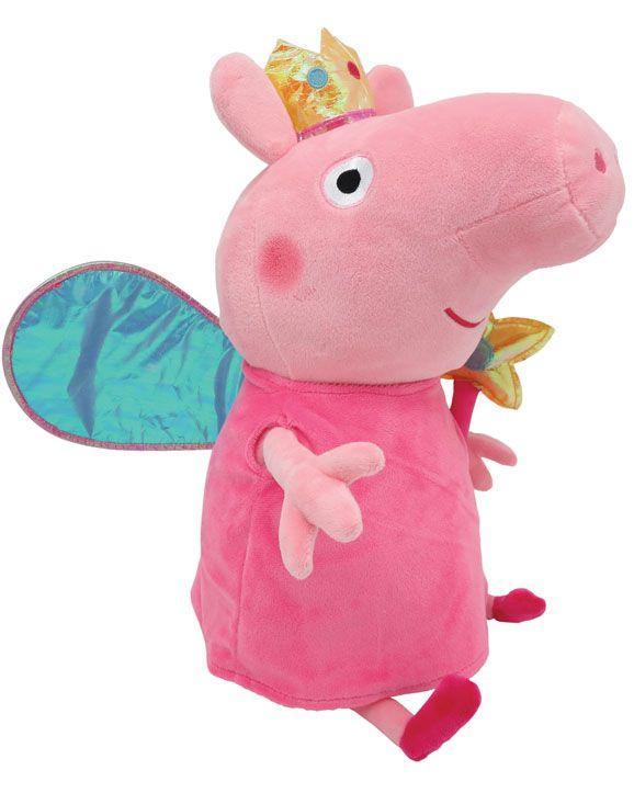 Свинка пеппа игрушки игры