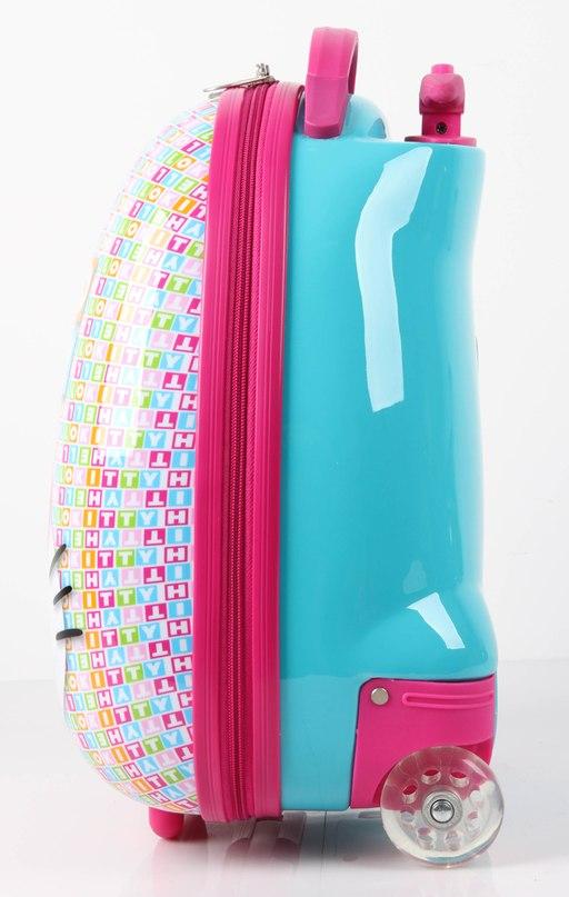 Детчские дорожные чемоданы huadong рюкзаки