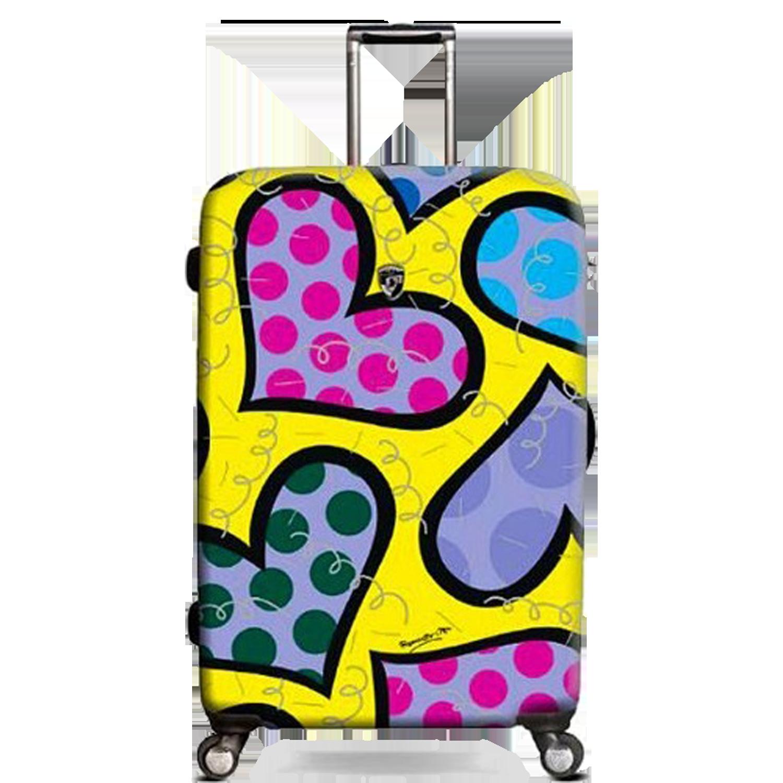 Купить чемодан с доставкой недорого