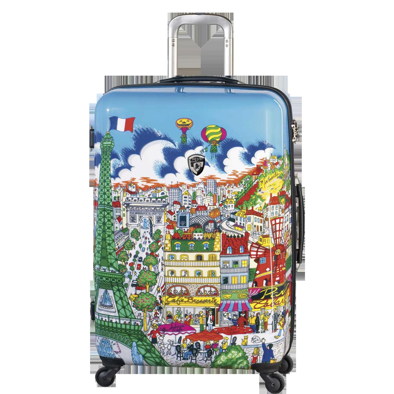 9e4e2896e5d0 99108-30 Дорожный чемодан на колесиках Heys Fazzino Paris La Joie de Vie  30''