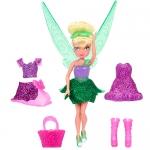 Купить 99342 Игровой набор Дисней Фея Динь-Динь Кукла с волосами и платьем Disney Fairies