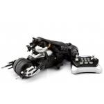 99883 Мотоцикл Бэтмена на радиоуправлении Thinkway toys
