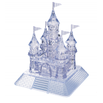 99874 Кристаллический 3D Пазл Замок с подсветкой Crystal puzzle