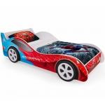 """990010 Кровать в виде машины """"Спайдер Мен"""" Spider Man"""