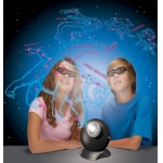 Купить 992074 Планетарий 3D-проектор с очками Звездное небо In My Room Uncle Milton