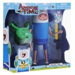 99771 Фигурка 25 см Finn с меняющимся выражением лица Adventure Time