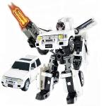 Купить 52020 Игрушка Робот-трансформер Mitsubishi Padjero 20 см Happy Well