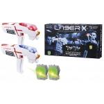Купить 99478 Набор игровой Laser X 2 бластера и 2 мишени Лазертаг