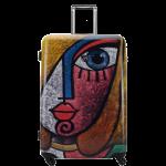 Купить 99208-30 Дорожный чемодан на колесиках Heys Ceron Blue Gold 30''