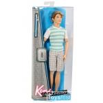 Купить 991266 Коллекция кукла Barbie/Барби Модная Штучка - Кен