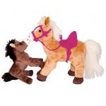 Купить 91043 Интерактивная Лошадка с жеребенком Zapf Creation Baby born