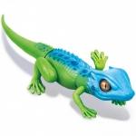 Купить 99543 Игрушка Робо-ящерица бегающая 35 см RoboAlive
