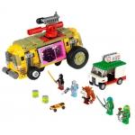 Купить 9979104 Черепашки-ниндзя Погоня на панцирном танке Лего (Lego)