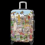 99107-30 Дорожный чемодан на колесиках Heys Fazzino New York 30''