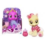 27858 Игрушка интерактивная Малыш Спайк / Малютка Радуга My little Pony Hasbro